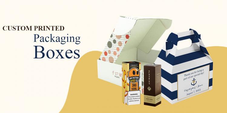 custom packaging printing ideas