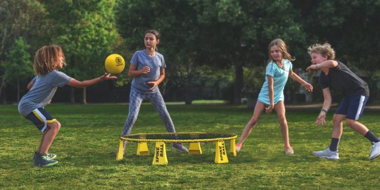 health benefits of outdoor games