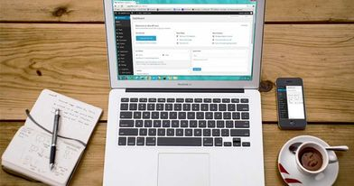 website for blog