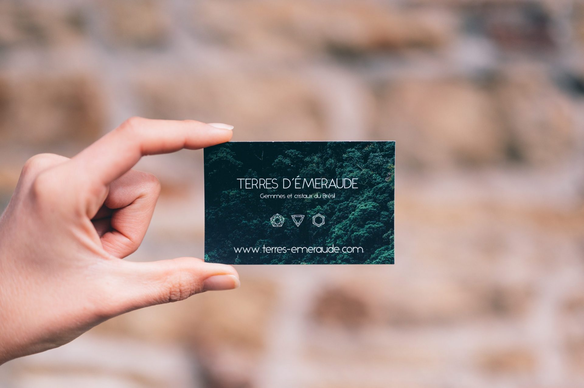 Business cards: Representatives of your business