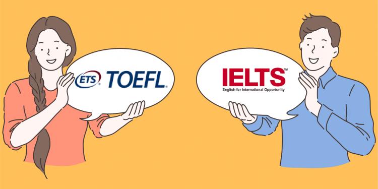 IELTS instead of TOEFL