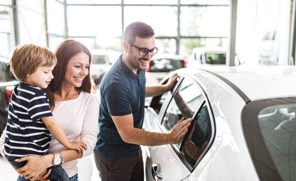 car buying and selling process